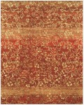 Feizy Verdigris 7159F Red/Multi Closeout Area Rug