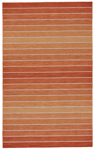 Feizy Santino 0562F Orange Closeout Area Rug