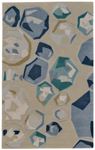Feizy Haute Trends JB 8491F Hex/Brillant Closeout Area Rug