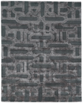 Feizy Haute Trends MB 8509F Decoval Area Rug