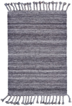 Feizy Brady 0736F Gray Closeout Area Rug