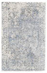 Feizy Reagan 8687F GRAY/BLUE Area Rug