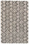 Feizy Enzo 8733F CHARCOAL/TAUPE Area Rug