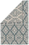 Feizy Leon 0114F BLUE/IVORY Closeout Area Rug
