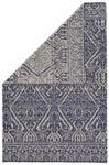 Feizy Leon 0115F COBALT/WHITE Closeout Area Rug