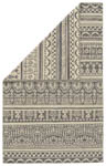 Feizy Leon 0125F CHARCOAL/WHITE Closeout Area Rug