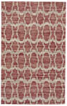 Feizy Lilliana 0764F RED Closeout Area Rug
