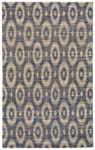 Feizy Lilliana 0765F NAVY Closeout Area Rug