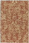 Karastan Carmel 74700-13126 Mission Street Coral Closeout Area Rug