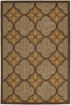 Karastan Carmel 74700-13135 Whitman Place Brown Closeout Area Rug