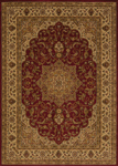 United Weavers Affinity 750 01030 Sabraz Red Closeout Area Rug