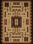 United Weavers Affinity 750 01815 Coltan Ivory Area Rug