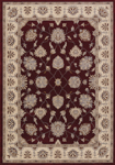 United Weavers Subtleties 751 00830 Sacha Red Closeout Area Rug