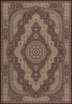 United Weavers Subtleties 751 00930 Reese Red Closeout Area Rug