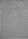 Feizy Gaspar 3835F CASTLE/DARK GRAY Area Rug