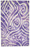Feizy Garcia 8757F VIOLET Closeout Area Rug