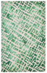 Feizy Garcia 8758F GREEN Closeout Area Rug