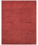 Feizy Iota 8043F Red Closeout Area Rug