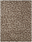 Feizy Waulee 8048F BGEBRN Beige Brown Closeout Area Rug