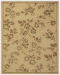 Feizy Tingtang 8155F Camel Closeout Area Rug