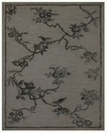 Feizy Tingtang 8156F Charcoal Closeout Area Rug