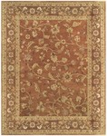Feizy Salinas 8180F Light Rust/Chocolate Closeout Area Rug