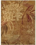 Feizy Codelia 8197F Terra Cotta Closeout Area Rug