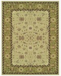 Feizy Magellan 8272F Light Green/Green Closeout Area Rug