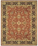Feizy Magellan 8273F Terra Cotta/Brown Closeout Area Rug