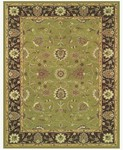 Feizy Magellan 8276F Green/Brown Closeout Area Rug