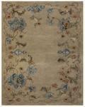 Feizy Montmartre 8285F Camel Closeout Area Rug