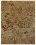 Feizy Montmartre 8294F Gold Closeout Area Rug