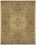 Feizy Montmartre 8298F Gold Closeout Area Rug