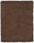 Feizy Moroccan 8301F Chocolate Closeout Area Rug
