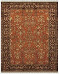 Feizy Amore 8327F Cinnamon Plum Closeout Area Rug