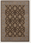 Couristan Palladino 8397/0053 Sorano Chocolate Closeout Area Rug