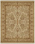 Feizy Amore 8492F Beige Beige Closeout Area Rug