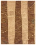 Feizy Contour 8555F Tan/Brown Closeout Area Rug