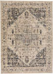 Feizy Grayson 3579F CHARCOAL/BEIGE Area Rug