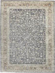 Feizy Grayson 3915F CHARCOAL Area Rug