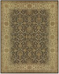 Feizy Ziba 8618F Chocolate/Ivory Closeout Area Rug