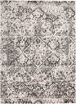 Feizy Kano 3876F CHARCOAL/IVORY Area Rug