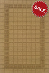 Oriental Weavers Lanai 880D7 Tan Closeout Area Rug