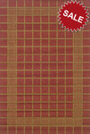 Oriental Weavers Lanai 880R8 Red Closeout Area Rug