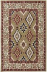Karastan Woolrich 90033-4111 Loramar Honey Closeout Area Rug
