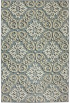 Karastan Euphoria 90271-55002 Findon Bay Blue Area Rug