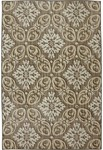 Karastan Euphoria 90271-80062 Findon Brown Closeout Area Rug
