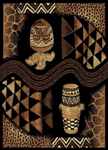 United Weavers Legends 910 03850 Voice of Africa Closeout Area Rug