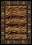 United Weavers Legends 910 04350 Native Border Closeout Area Rug