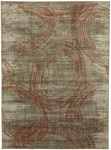 Mohawk Home Metropolitan 91009 20048 Amora Ginger by Virginia Langley Closeout Area Rug